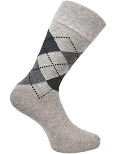 HDUK Mens Socks 6Paar Herren