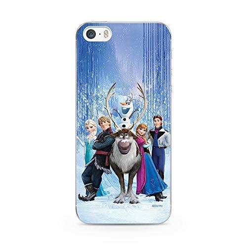 Disney Frozen 001 - Carcasa para iPhone 5/5S/SE