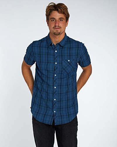 BILLABONG™ All Day Check Shirt - Shirt - Men - M - Blau
