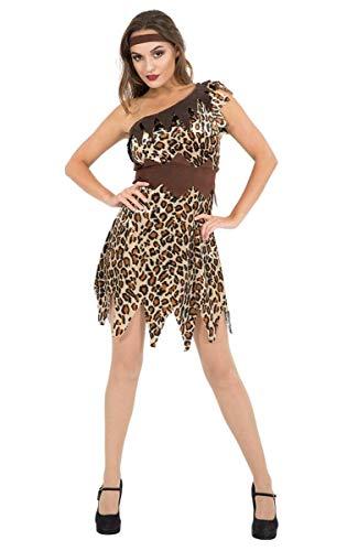 ORION COSTUMES Déguisement Adulte Costume Femme des Cavernes