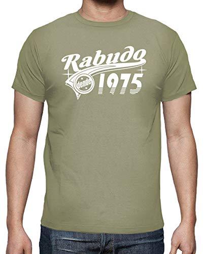 latostadora - Camiseta S Gallegas Rabudo 75 para Hombre