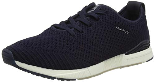 GANT Footwear Herren BRENTOON Sneaker, Blau (Marine G69), 44 EU