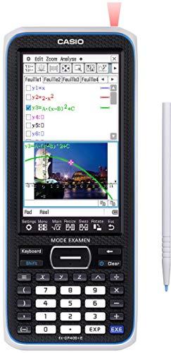 Casio Classpad II (fx-CP400) Graphischer Taschenrechner