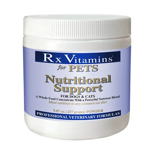 Top 10 best selling list for supplement powder for homemade cat food