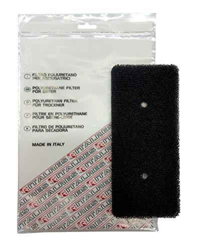 REDPOINT® Filtro para secadora 230 x 100 x 15 mm – Adaptable...