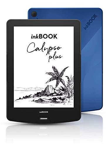 inkBOOK Calypso Plus Blau mit Skoobe App - Android eReader