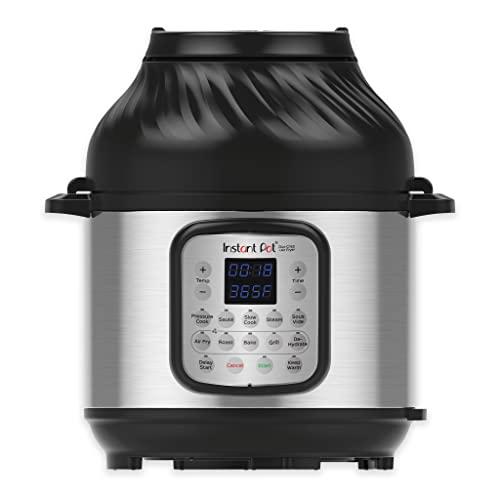 Instant Pot -   Duo Crisp + Air