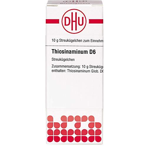 DHU Thiosinaminum D6 Streukügelchen, 10 g Globuli