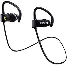 ALLIMITY Wireless Sports Headphones with Mic