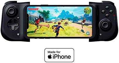 Razer Kishi Mobile Game Controller Gamepad for iPhone iOS Works with most iPhones iPhone X 11 product image