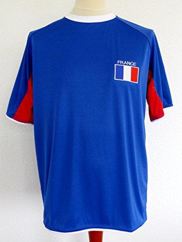 Maillot, Fan Maillot, Fan longues pour la France, France Taille M