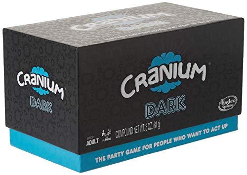 Hasbro Gesellschaftsspiel Cranium Dark