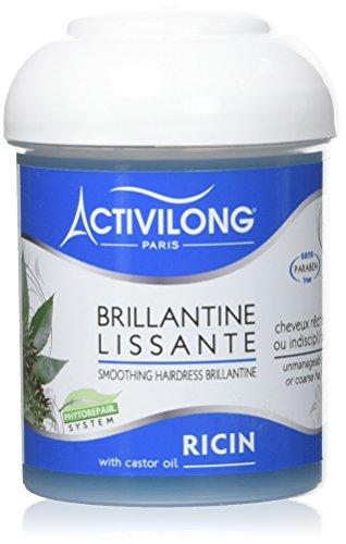 Activilong Brillantine Lissante Ricin Argile Coiffante 125 ml