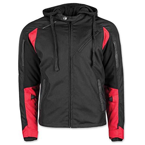 Speed and Strength Men's Men's Fast Forward Black/Black Jacket