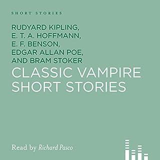 Classic Vampire Short Stories audiobook cover art
