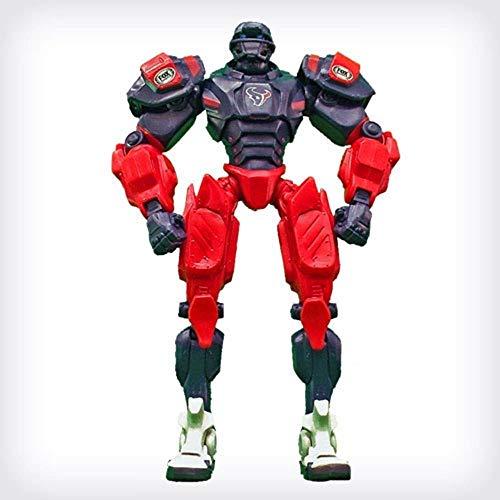 Fox Sports NFL HOUSTON TEXANS Team Cleatus Robot Action Figure Generation 2.0