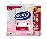 Nicky Papel higiénico Nicky Elite – 3670 g