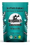 koawach Klassik Kakaopulver mit Koffein aus Guarana Wachmacher Kakao - Bio, vegan und Fair Trade (500g) - Neues Design