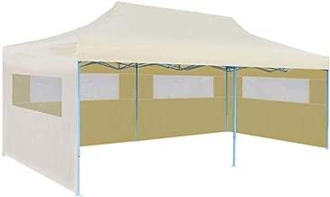 i Giardini la Spiaggia Nishci Gazebo Giardino Tendone Giardino Tenda della Sostituzione per la Tenda del Padiglione Copertura del Gazebo della Sostituzione del Tenda per Il Festival