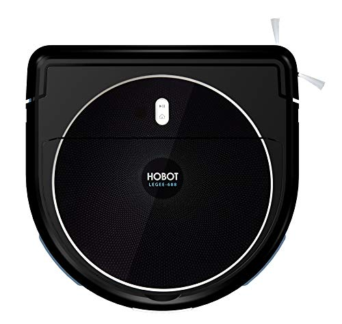 Why Choose HOBOT LEGEE-688 Vacuum-Mop Talent Clean Robot for Floor, Automatic Robot for Wet or Dry F...