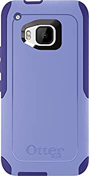 OtterBox Commuter Case for HTC One M9 - Retail Packaging - Purple Amethyst  Periwinkle Purple/Liberty Purple