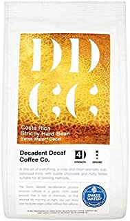 Decadent Decaf Costa Rica Swiss Water Ground Coffee 227g