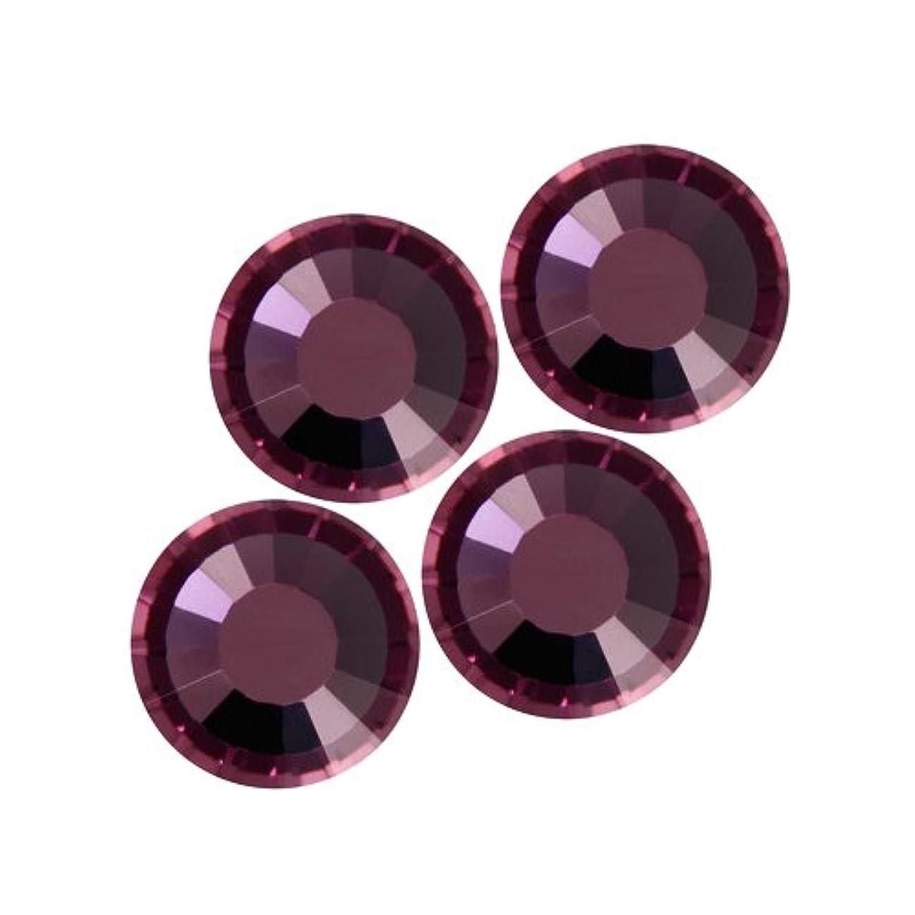 中性種こだわりバイナル DIAMOND RHINESTONE ライトアメジスト SS8 720粒 ST-SS8-LAM-5G