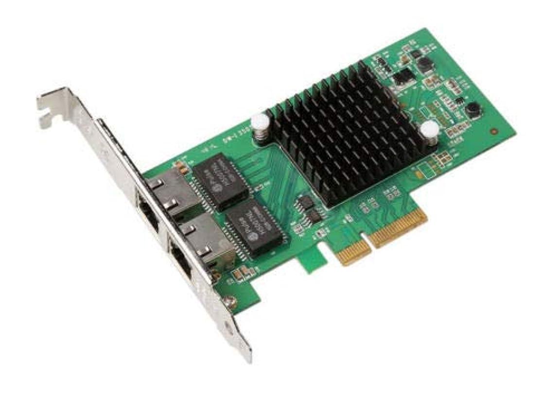 祭司嬉しいです定説FidgetFidget アダプター ネットワークサーバー i i350-AM2 デュアルポート Gigabit PCI-e 350-T2 1000Mbps