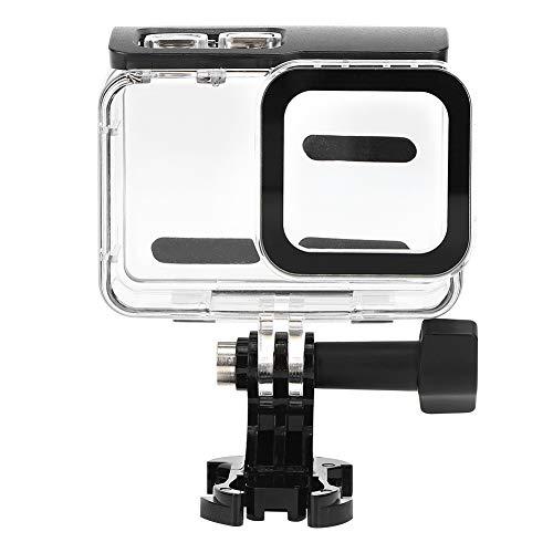Sxhlseller Custodia Impermeabile per Fotocamera Sportiva, Custodia AntiGraffio per Fotocamera Subacquea Custodia Impermeabile con profondità 40M per Videocamere Sportive Insta360 One R 4K