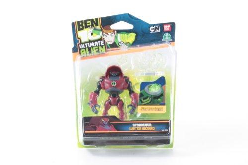Giochi PREZIOSI CCP37735 - Personaggio Ben 10 Ultimate Alien SPARACQUA