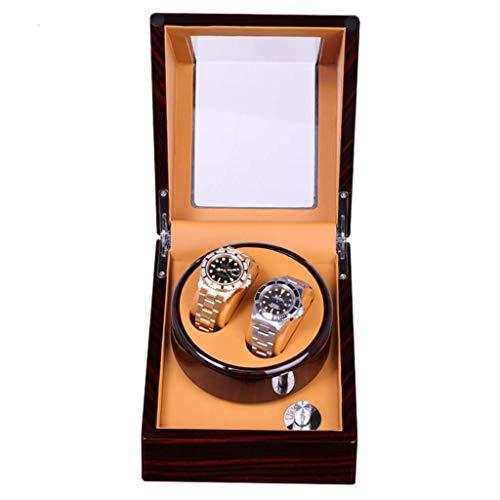 WYFX Enrollador de Reloj, Mini 2 + 0 Caja de Motor eléctrico...