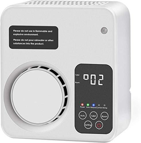 Luftreiniger Hause Luft Ionisator Ozongenerator Geruchsentferner Deodorant für Schlafzimmer Wohnzimmer Toilette
