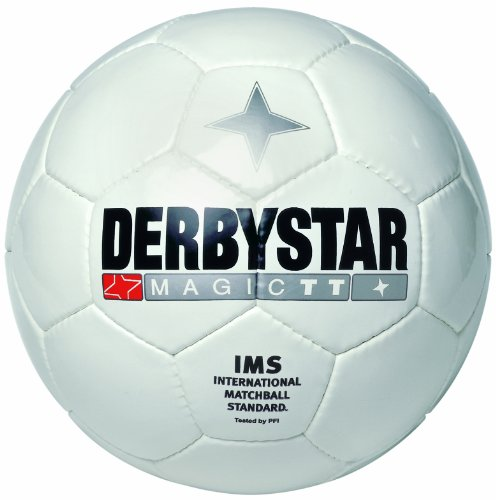 Derbystar Magic TT, 5, weiß, 1183500100