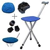 ZSMPY Krücken for Ältere Menschen, Schuhe, Bänke, Spazierstöcke, Spazierstöcke, Einfach Zu...