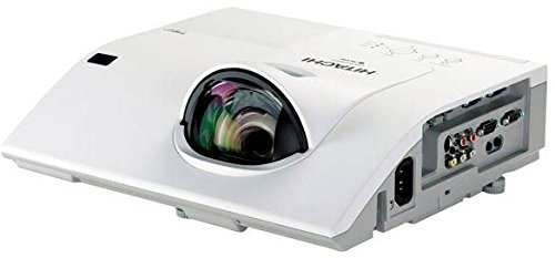 Hitachi CP-CW250WN - Beamer (2600 ANSI Lumen, 3LCD, WXGA (1280x800), 3000:1, 16:10, 1524 - 3810 mm (60 - 150 Zoll))