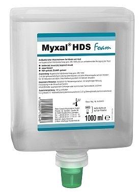 MYXAL HDS FOAM 1-L-Neptune-Flasche