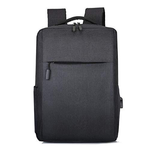 Laptop Bag Backbag Travel Daypacks Leisure Backpack Laptop Sleeve Notebook Bag For 13-15.6 inch Black