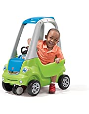 Step2 Easy Turn Coupe Refresh Riding Toy, Green