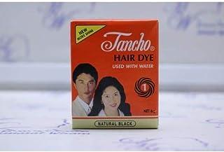 TANCHO Henna Hair Dye - Black