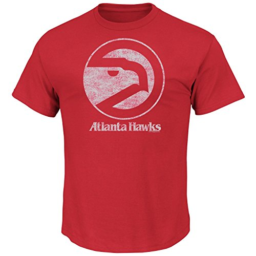NBA Men's Weathered Post Up T-shirt (XXlarge, Denver Nuggets)