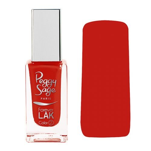 Vernis à Ongles Peggy Sage 11ml Forever Lak - Perfect Red