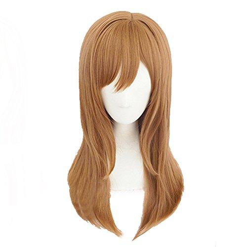 SUNXXCOS Lovelive ! sunshine ! aqours Full hair Female woman Party Cosplay Wig (Sakurauchi Riko)