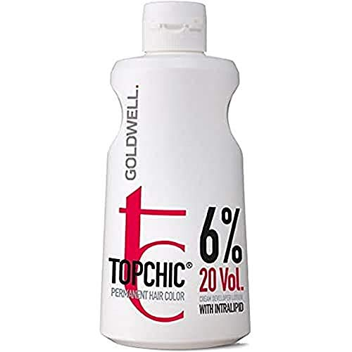 Goldwell Topchic Entwickler 6 prozent, 1 L, 1er Pack, (1x 1 L)