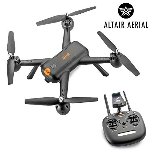 Altair Aerial AA300 GPS Beginner Drone with Camera, 1080p FPV Video &...