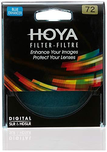 Hoya Blue Enhancer - Filtro intensificador RA64 (72 mm) Transparente