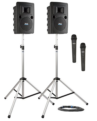 Cheapest Prices! Anchor Audio Liberty Deluxe Package 2 with Wired Companion Speaker and Two Wireless...