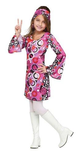Girls 70's Costume - Feelin' Groovy…