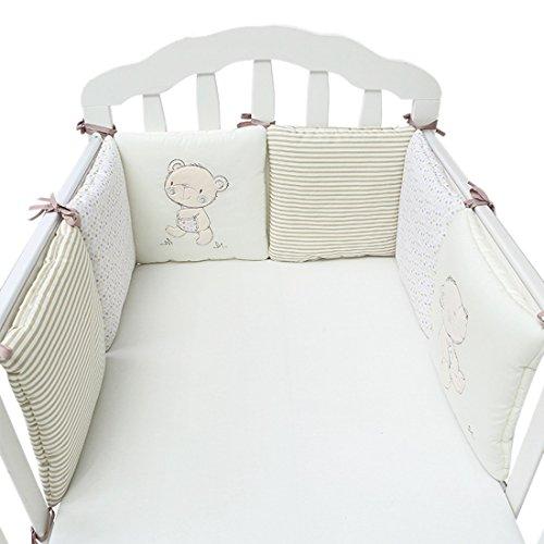 Tour de lit bébé garçon