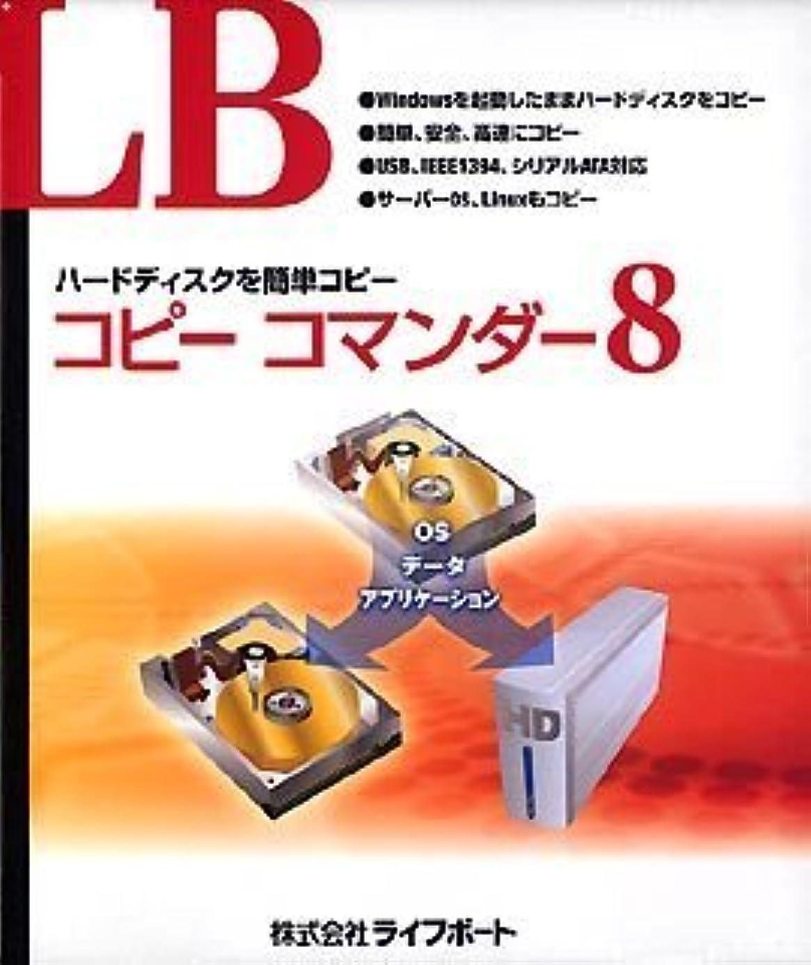 協会剥離LB コピーコマンダー8