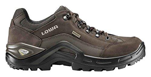 Lowa Renegade II GTX® Lo Wide All Terrain Trekking Schuh Herren braun, Größe:41.5